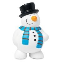 Anti-stress σε σχήμα χιονάνθρωπου.