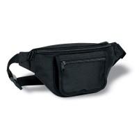 Τσάντα μέσης με τσέπες.