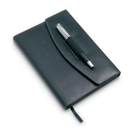 Σημειωματάριο με στυλό.