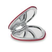 Καθρέφτης σε σχήμα καρδιάς από PU.