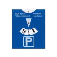 Κάρτα για Parking από PVC.