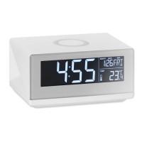 Ψηφιακό ρολόι με ασύρματη φόρτιση.