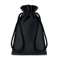 Small Cotton draw cord bag