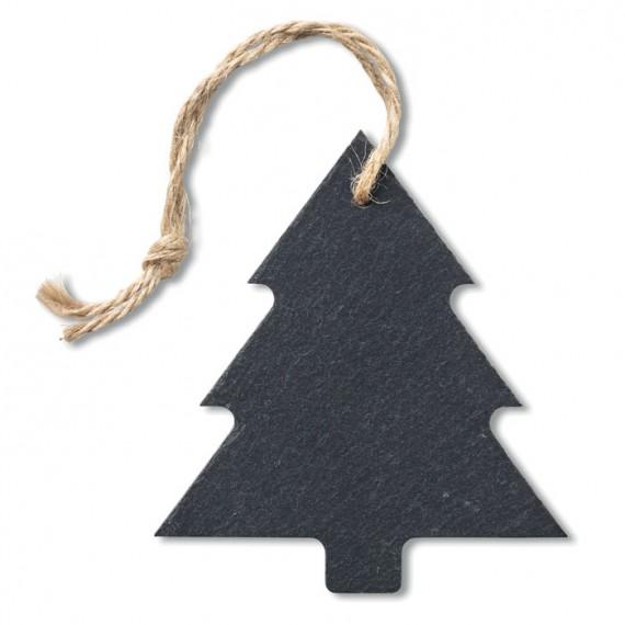 Χριστουγεννιάτικo στολίδι σε σχήμα δέντρου.