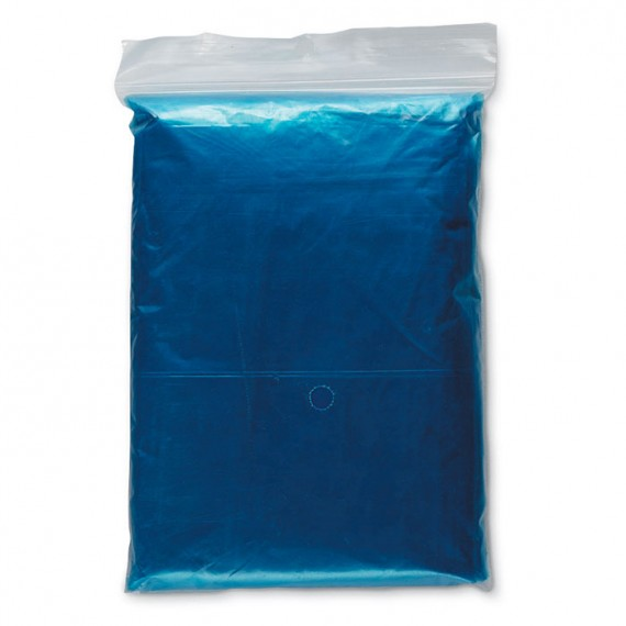 Αδιάβροχο συσκευασμένο  σε διαφανή συσκευασία.