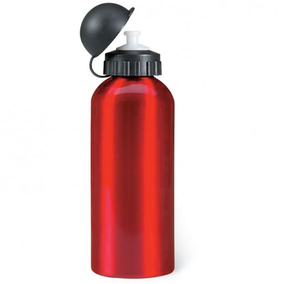 Μεταλλικό μπουκάλι 600ml.