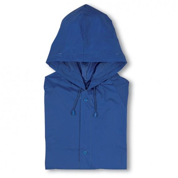 Αδιάβροχο από PVC με κουκούλα.
