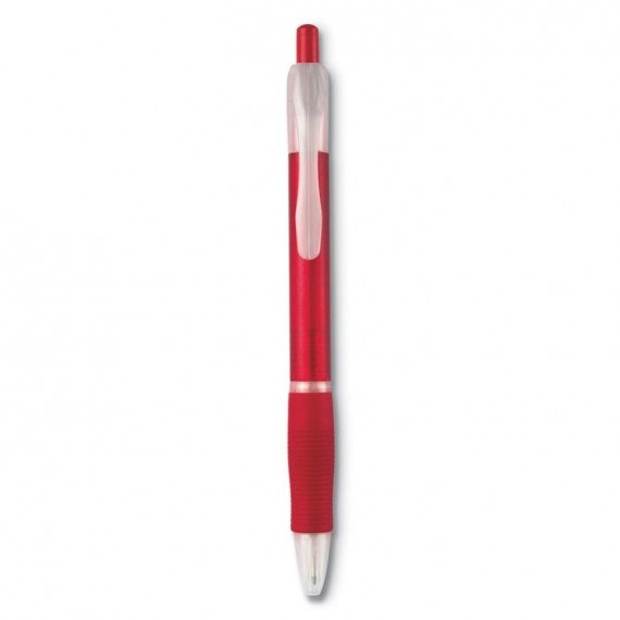 Στυλό με λαβή από καοτσούκ.