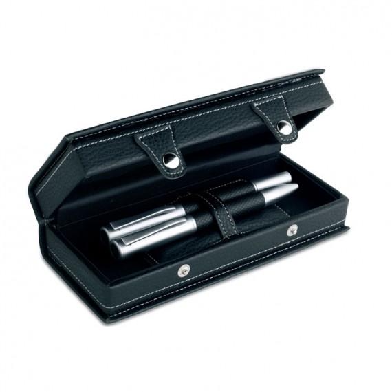 Σετ στυλό υψηλής ποιότητας σε κουτί δώρου.