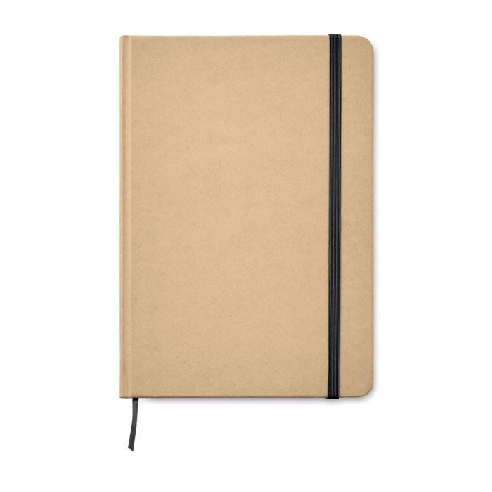 Σημειωματάριο Α5 από ανακυκλωμένο χαρτόνι.