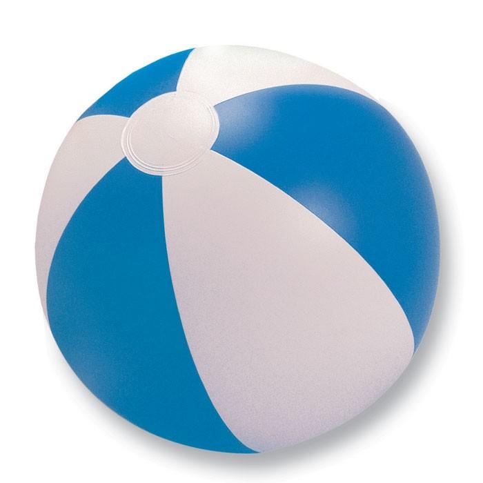 Φουσκωτή μπάλα παραλίας.