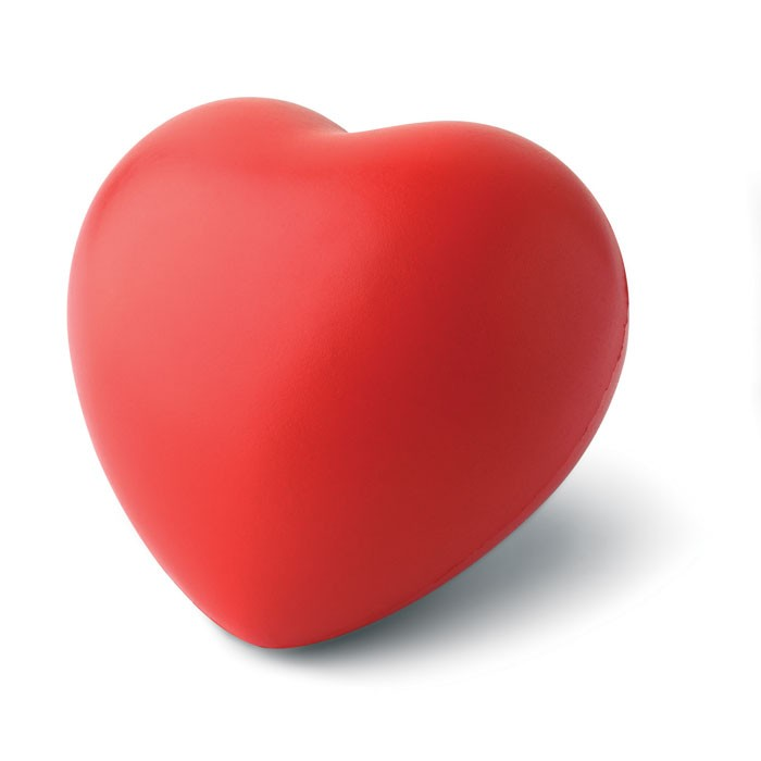 Αντιστρες σε σχήμα καρδιά από PU.