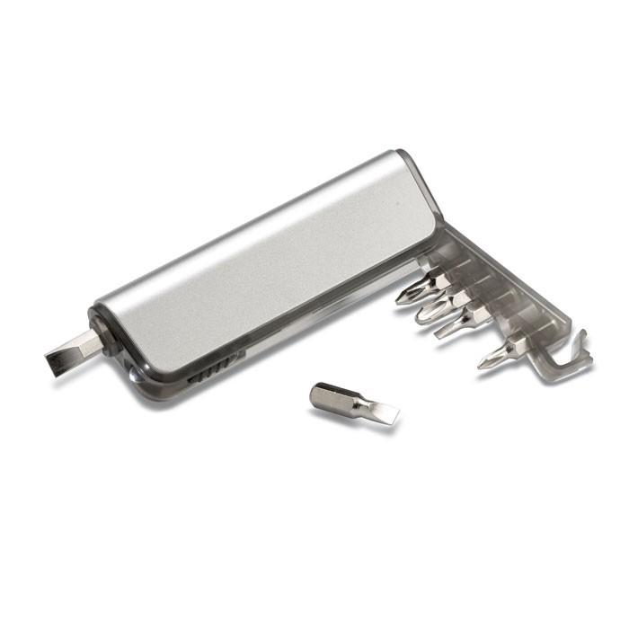 Πολύ εργαλείο τσέπης με LED φακό.