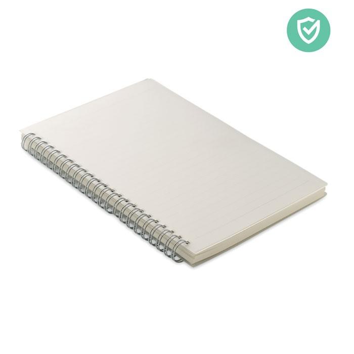 Αντιβακτηριδιακό σημειωματάριο A5.