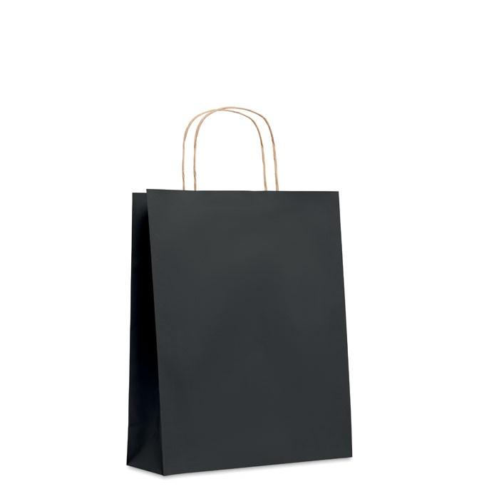 Μεσαία χάρτινη σακούλα δώρου 90 gr/m².