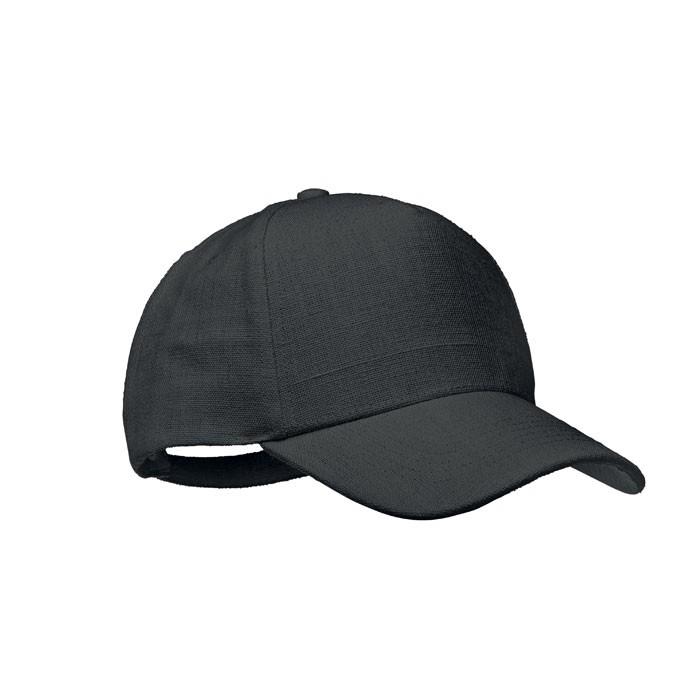 Hemp baseball cap 370 gr/m²