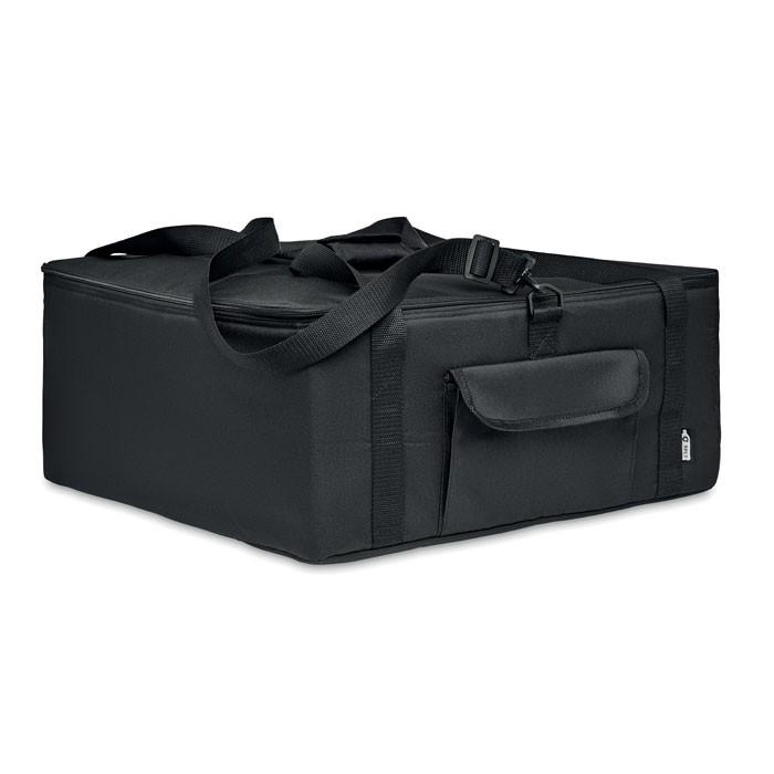 Τσάντα πίτσας 600D RPET με μόνωση.