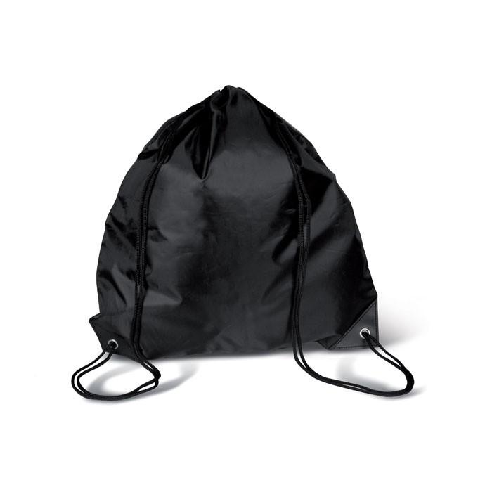 Τσάντα πλάτης με κορδόνι.