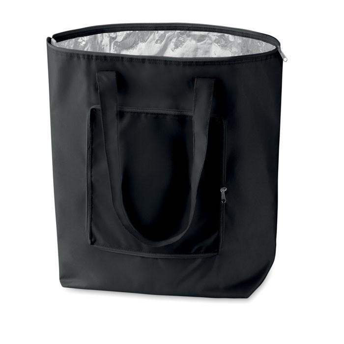Αναδιπλούμενη τσάντα ψυγείο για ψώνια.