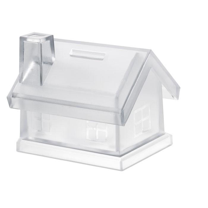 Κουμπαράς πλαστικό σπίτι.