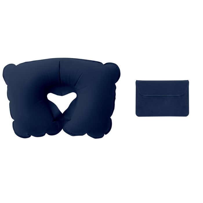 Φουσκωτό μαξιλάρι σε θήκη.