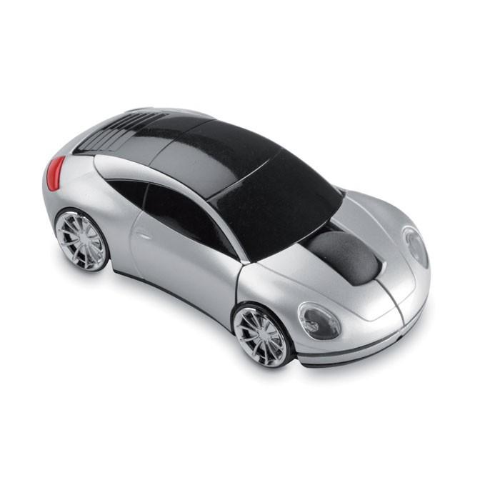 Ασύρματο ποντίκι υπολογιστή σε σχήμα αυτοκινήτου.