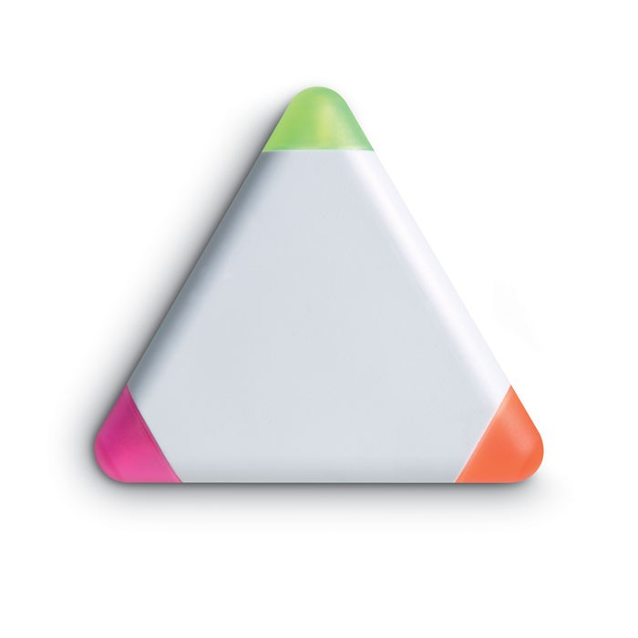 Τριγωνικό highlighter.