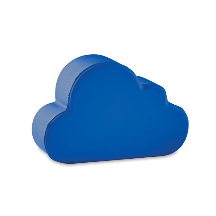 Anti-stress αντικείμενο σε σχήμα σύννεφου.