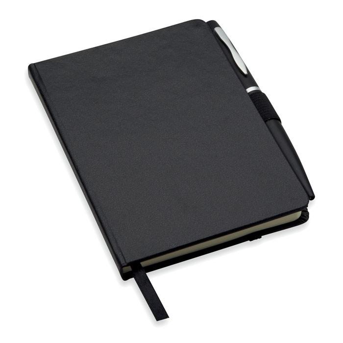 A6 Σημειωματάριο με στυλό.