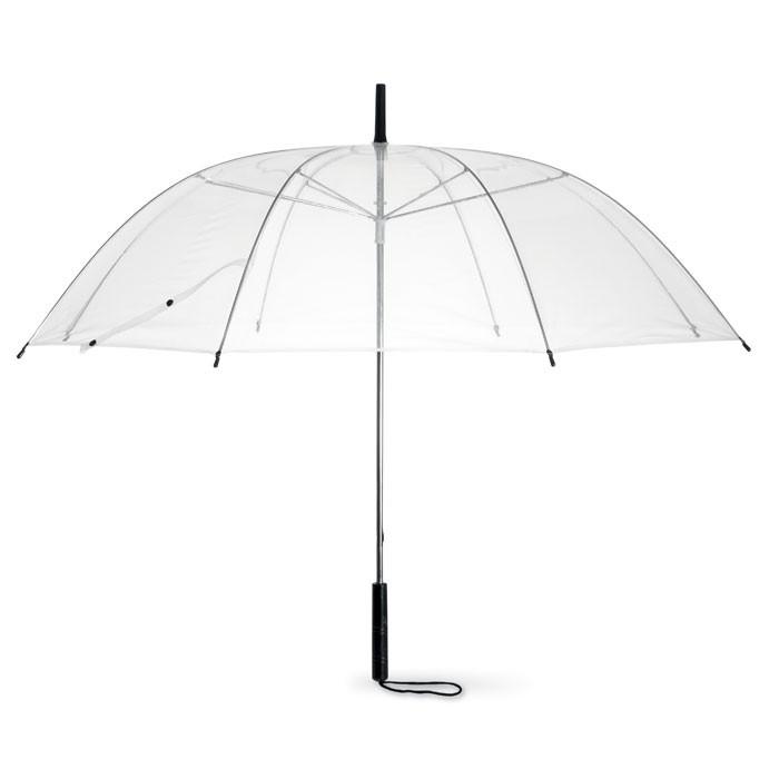 Διαφανής ομπρέλα 23.5 ιντσών.