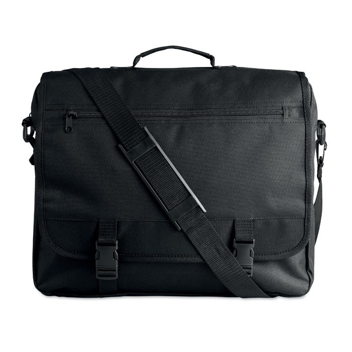Τσάντα εγγράφων από πολυεστέρα 600D.