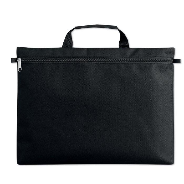 Τσάντα εγγράφων από πολυεστέρα.