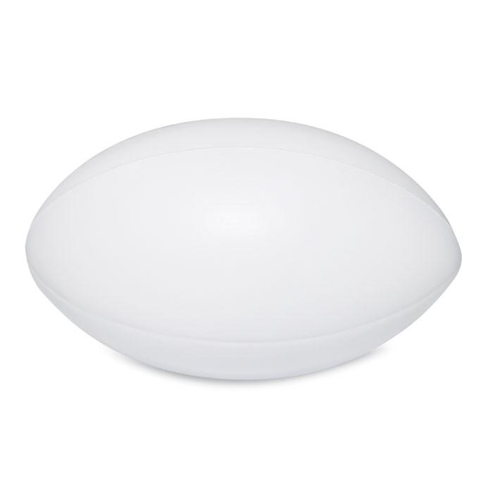 Αντιστρές σε σχήμα μπάλας rugby.
