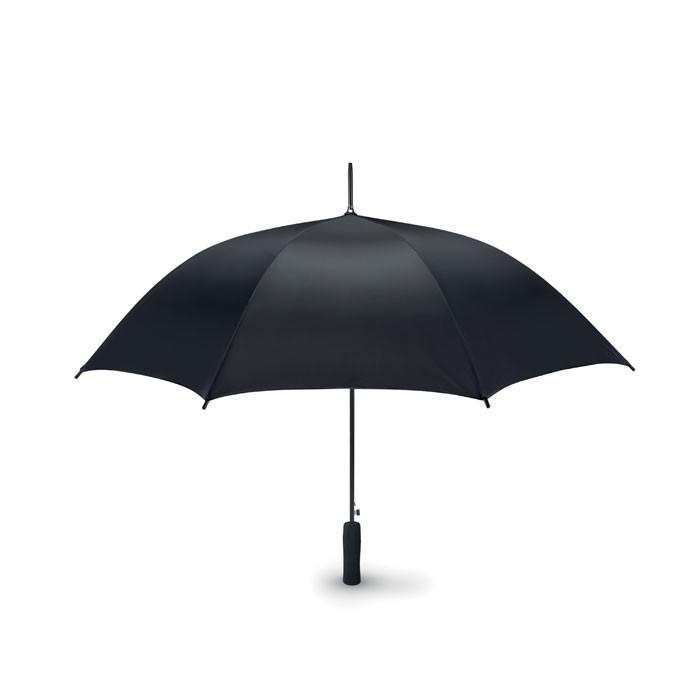 Μονόχρωμη ομπρέλα 23 ιντσών.