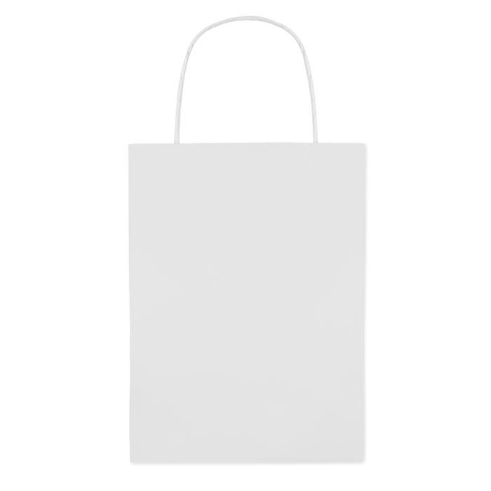 Χάρτινη τσάντα δώρου μικρή.
