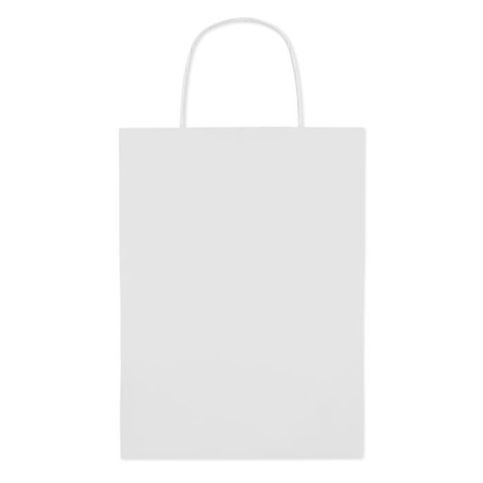 Χάρτινη τσάντα δώρου μεσαία.
