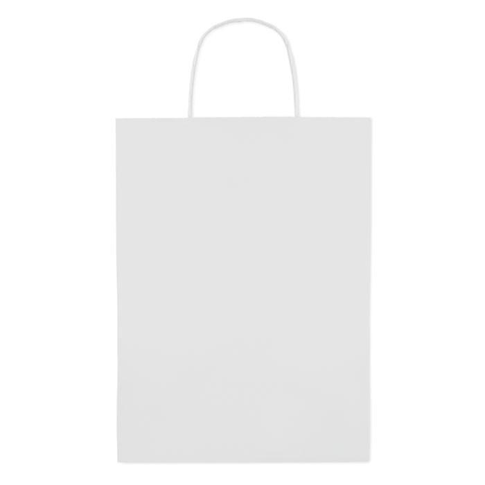 Χάρτινη τσάντα δώρου μεγάλη.