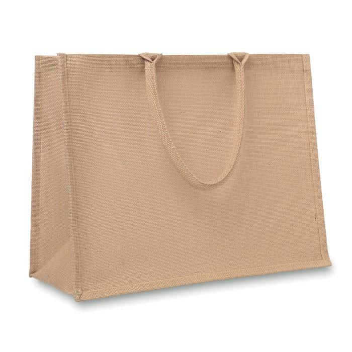 Τσάντα αγορών από γιούτα.
