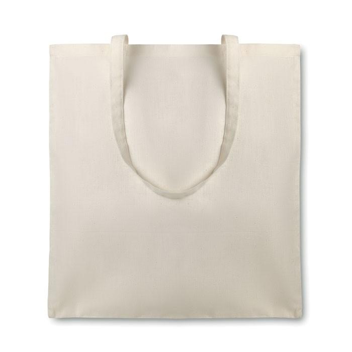 Τσάντα αγορών από οργανικό βαμβάκι.