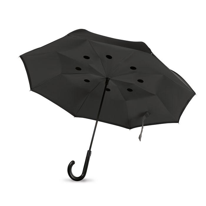 Αναστρέψιμη ομπρέλα 23 ιντσών.