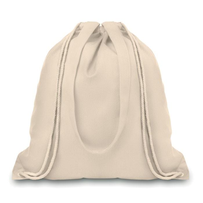 Drawstring and handles bag