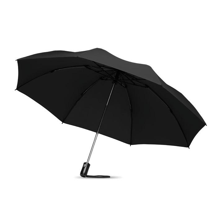 Πτυσσόμενη αναστρέψιμη ομπρέλα.