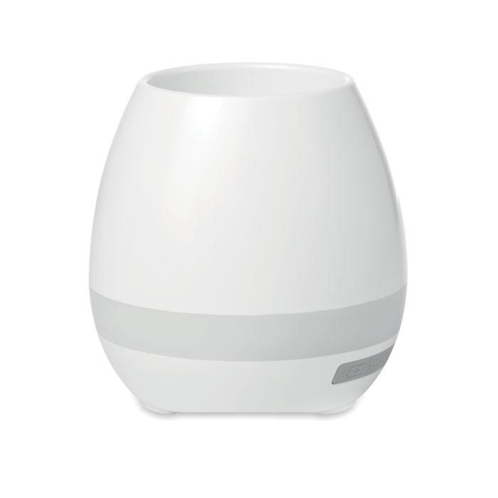 Βάζο για λουλούδια, με Bluetooth ηχείο.