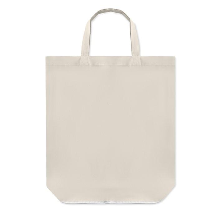 Αναδιπλούμενη βαμβακερή τσάντα αγορών.