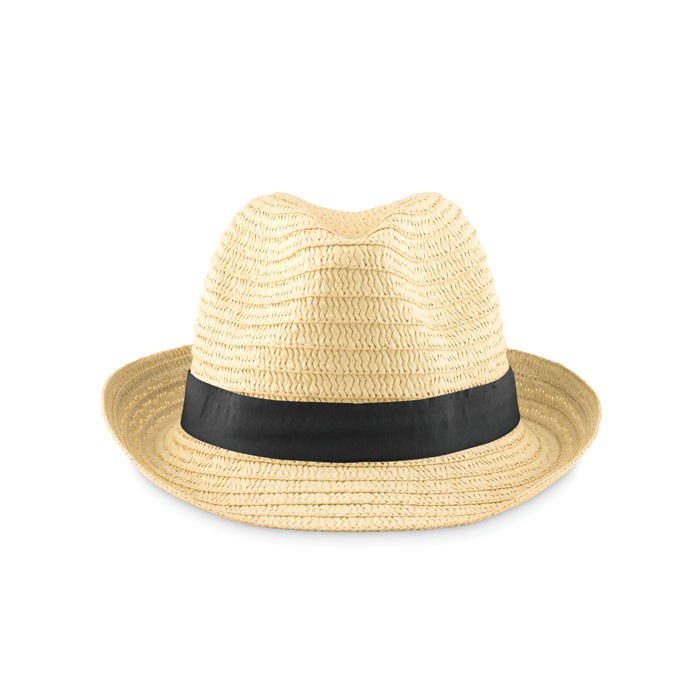 Ψάθινο καπέλο.