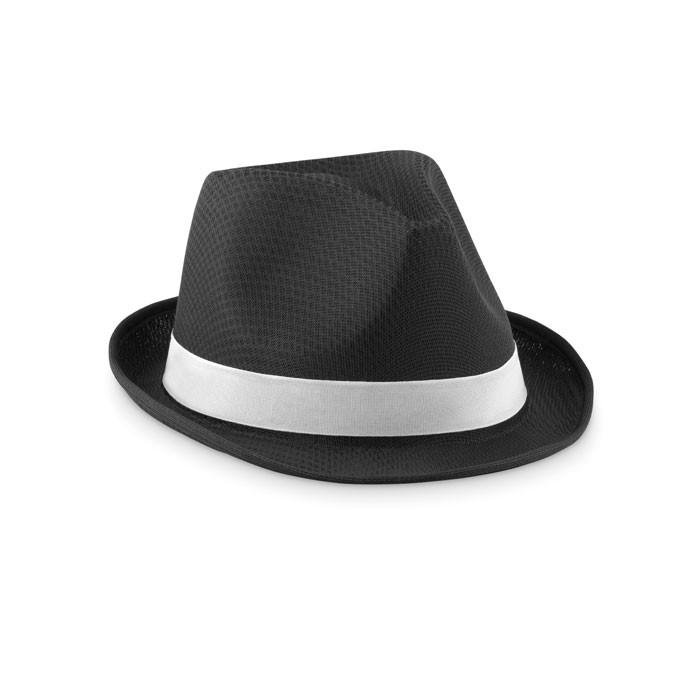 Πολυεστερικό έγχρωμο καπέλο.