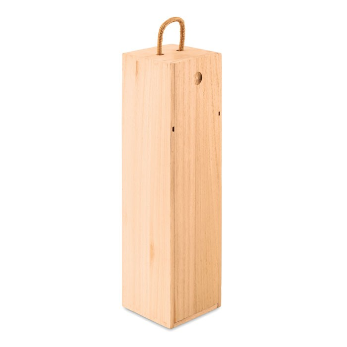 Ξύλινο κουτί αποθήκευσης κρασιού.