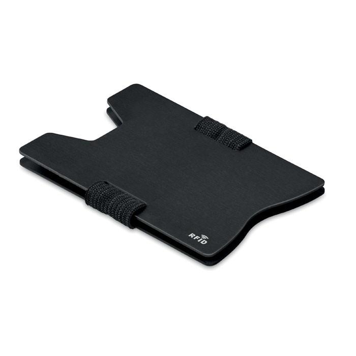 Θήκη κάρτας RFID από αλουμίνιο.