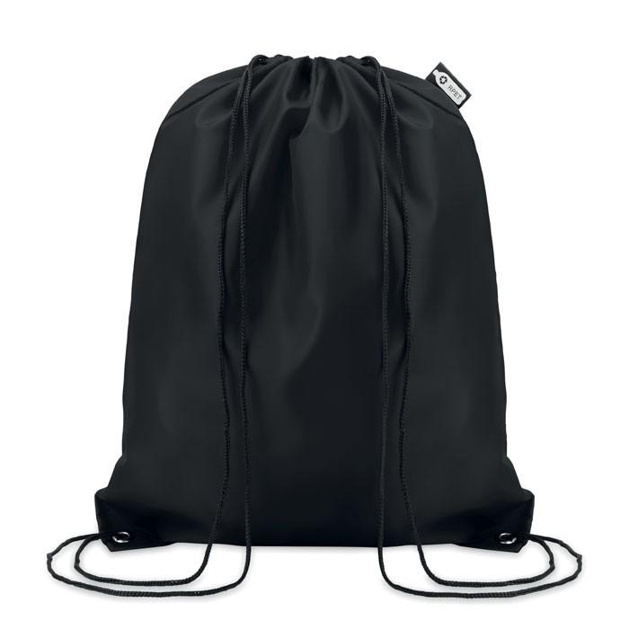 Τσάντα πλάτης με κορδόνι από 190Τ RPET.