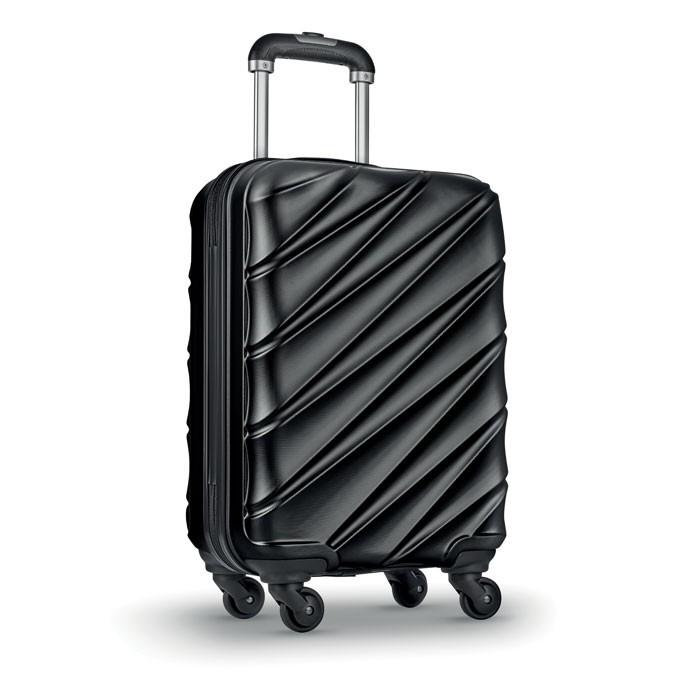 Σκληρή βαλίτσα τρόλευ από PET.